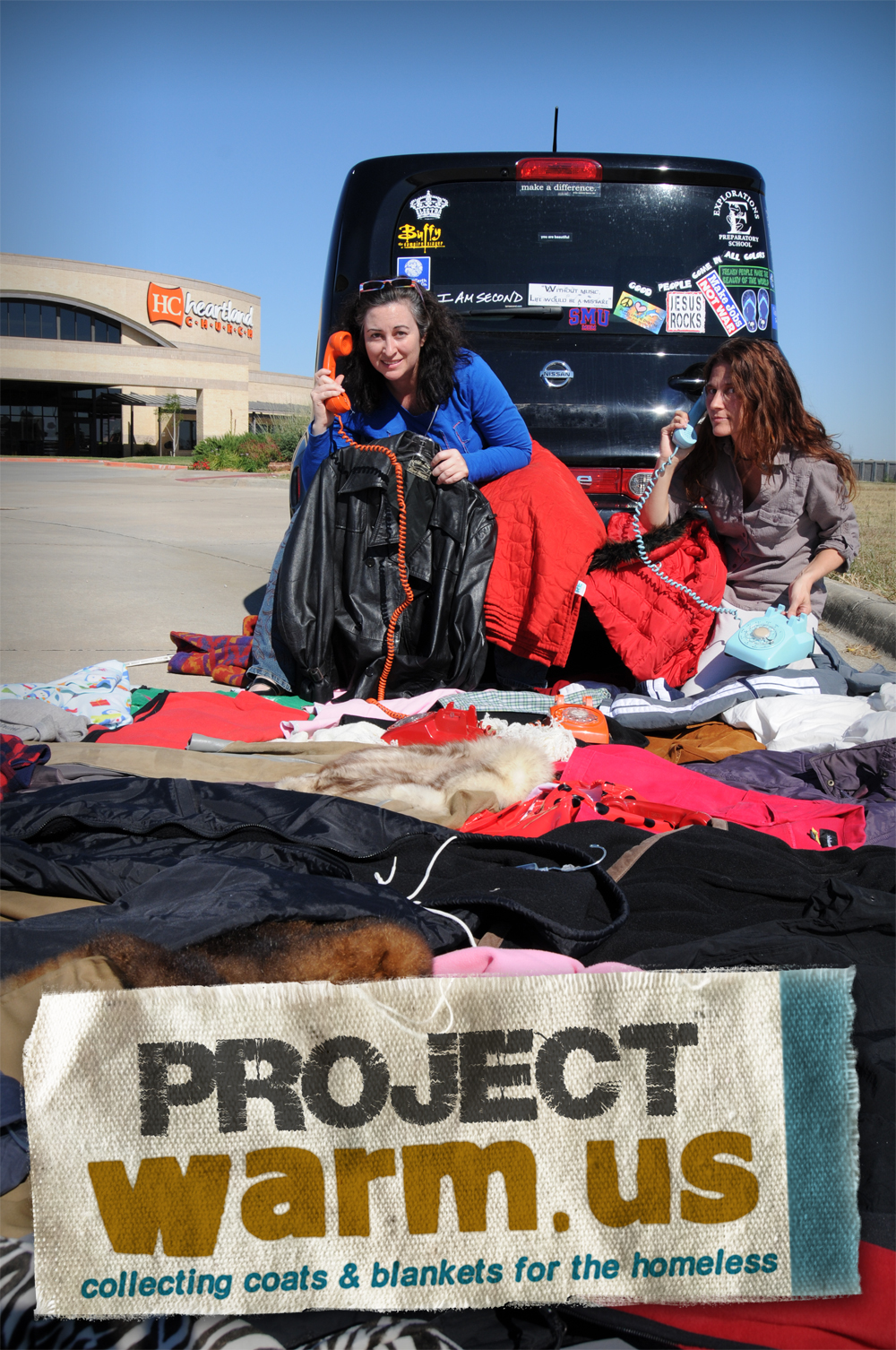 Project Warm Us - Lin and Jody